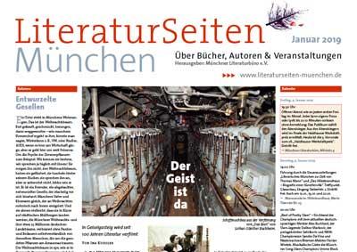 LiteraturSeiten München Januar 2019