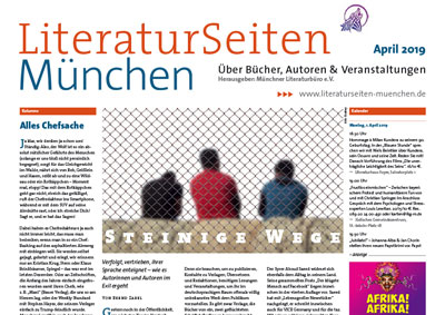 LiteraturSeiten München April 2019