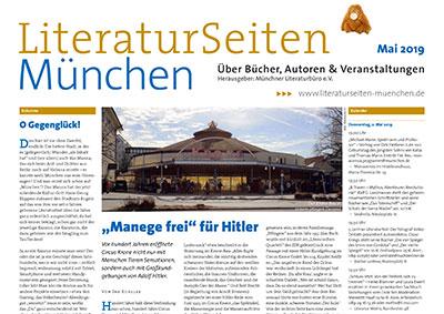 LiteraturSeiten München Mai 2019