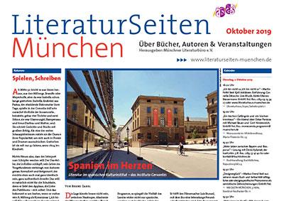 LiteraturSeiten München Oktober 2019