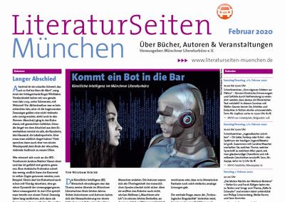 LiteraturSeiten München Februar 2019