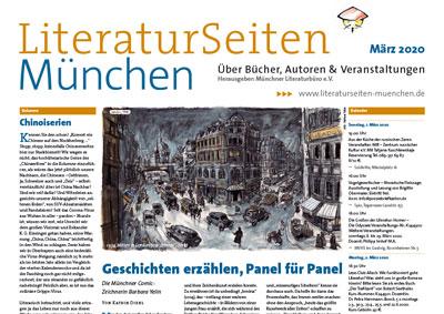 LiteraturSeiten München März 2019