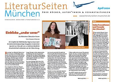 LiteraturSeiten München April 2020